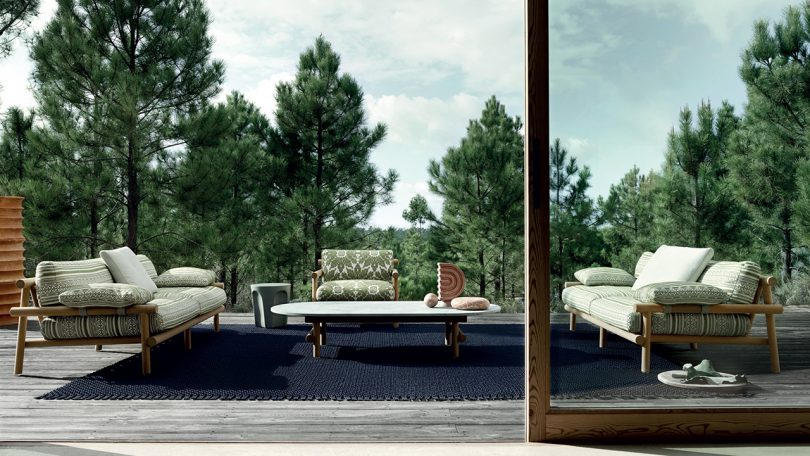 Asian + Swedish Influences Meet in the Ayana Outdoor Collection