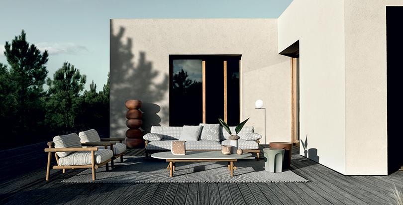 outdoor furniture group