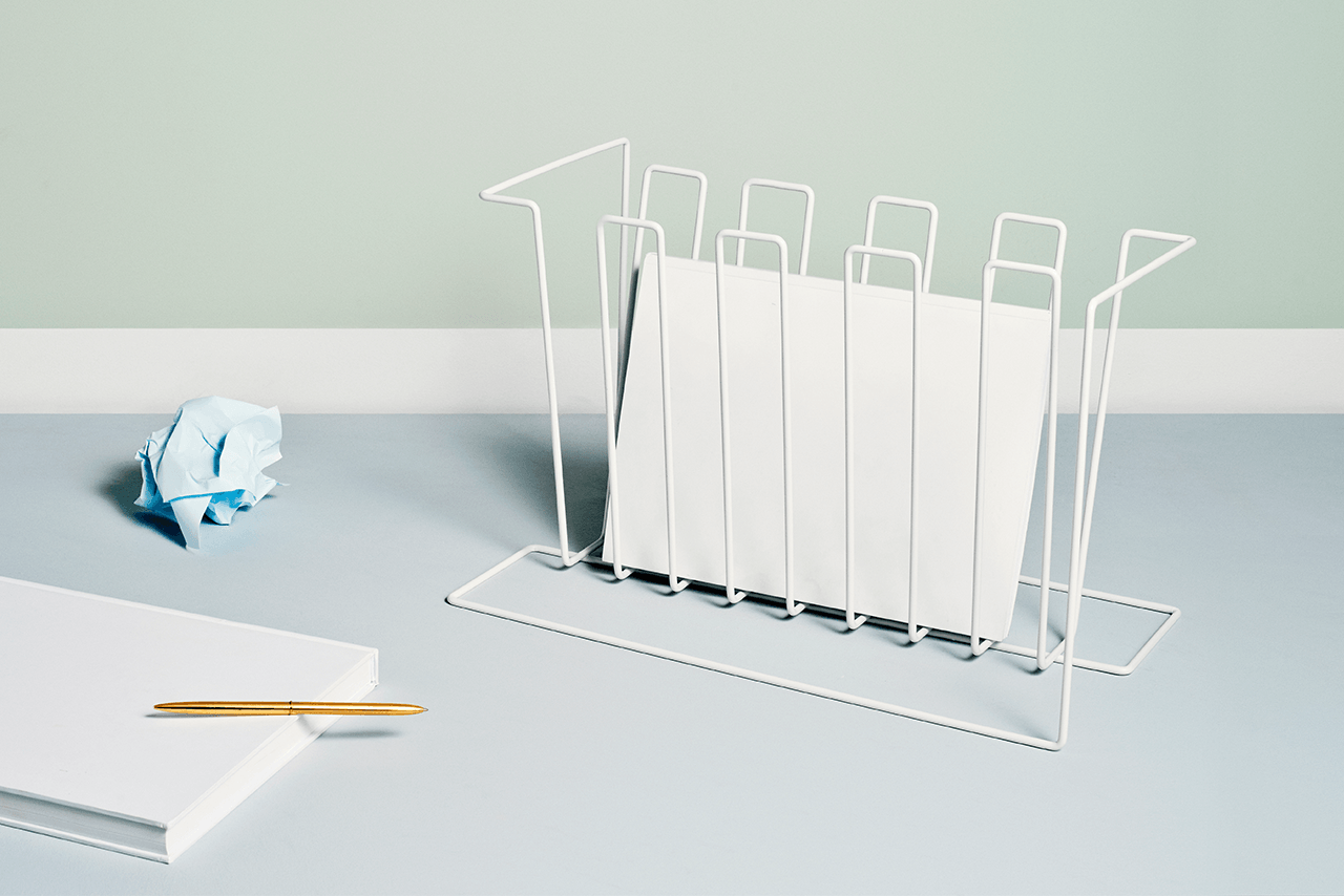 Bendo Is Bending Wire into Creative Homeware