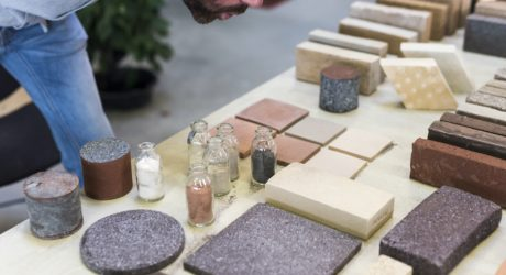 StoneCycling Turns Industrial and Demolition Waste Into Bricks