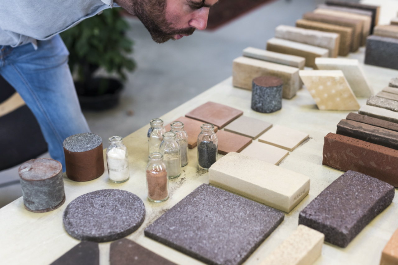 Circular by Design: StoneCycling Turns Industrial and Demolition Waste Into Bricks