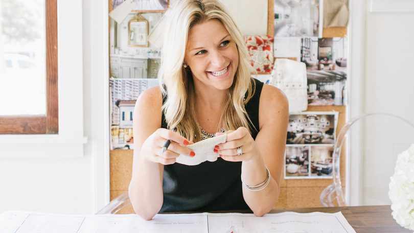 Friday Five with Kate Lester