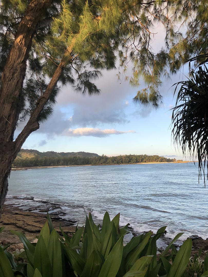 Oahu ocean