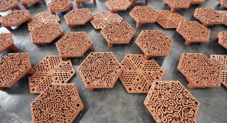 Revitalizing Biodiversity with 3D-Printed Coral Tiles