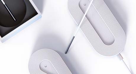 The HYUU Wireless Charger Delivers Serenity Now