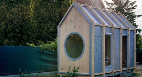 Hello Wood Designs a Reasonably Priced Tiny House Named Kabinka
