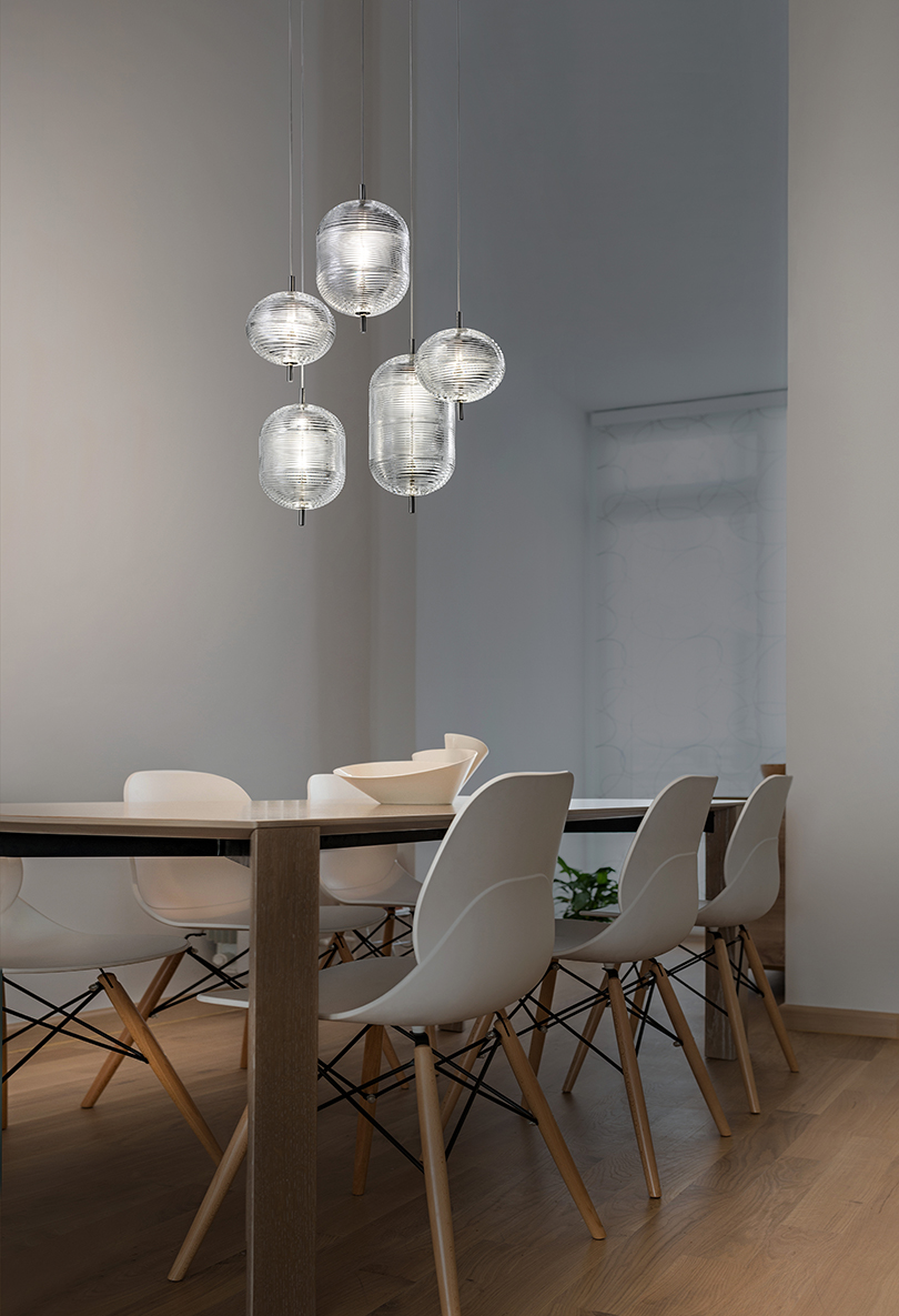 suspension lighting dining room