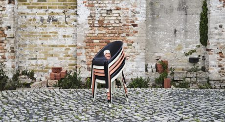 The Bell Chair Is a Modern Day Reiteration of the Ubiquitous Plastic Chair