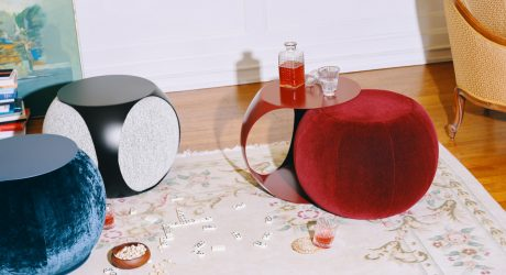 Marrimor Objects Launches Modern Table for Non-Conformists
