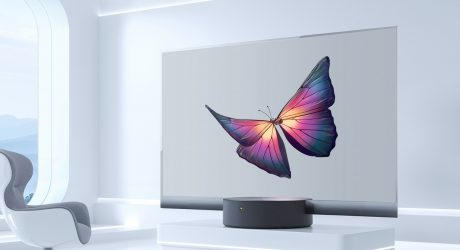 Xiaomi Mi TV LUX Transparent TV Offers a Window Into the Future of Displays