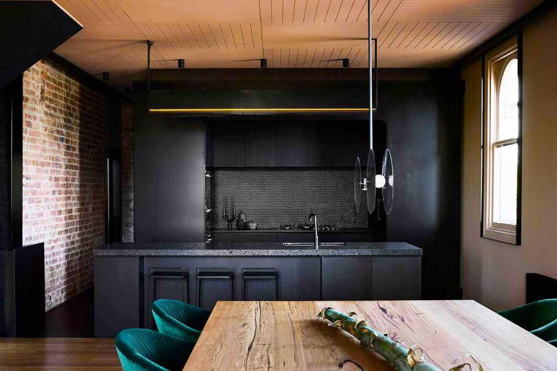 A Non-Traditional Home in Melbourne with an Industrial History