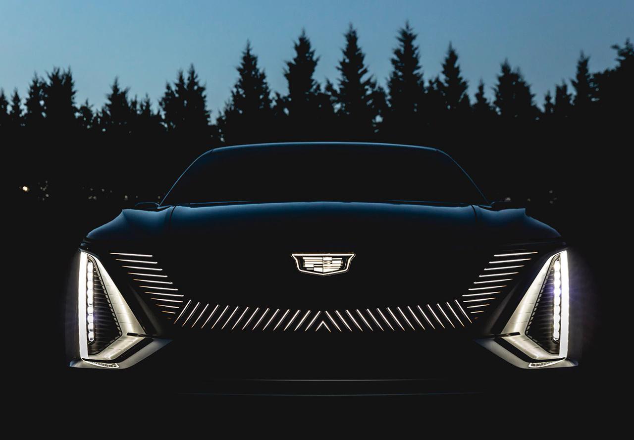Cadillac Unveils LYRIQ: A Fully Electric Luxury Crossover