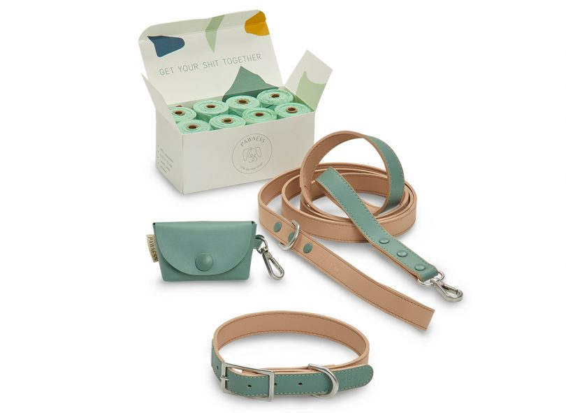 Complete Pawness walk kit