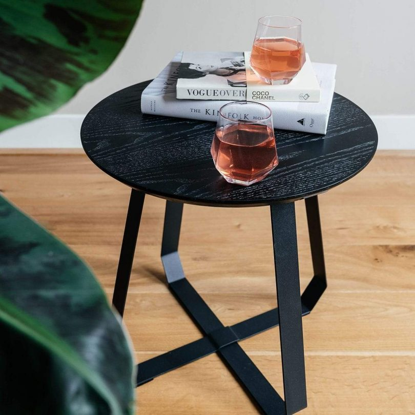 Puik side table
