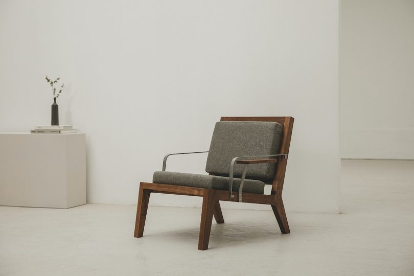 The Lounge Chair by Instrmnt Applied Design
