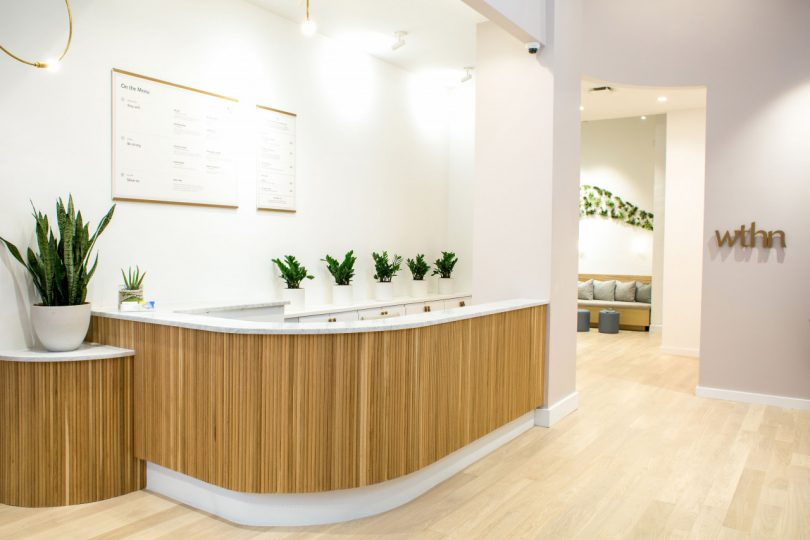 Holistic Healing Goes Modern at WTHN in New York