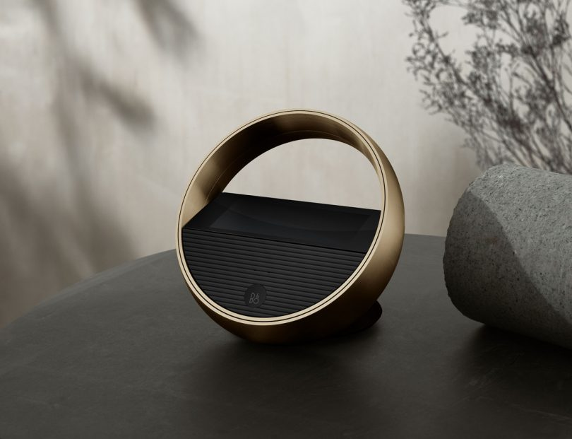 Bang and Olufsen's New Remote Operates Under a Halo Effect