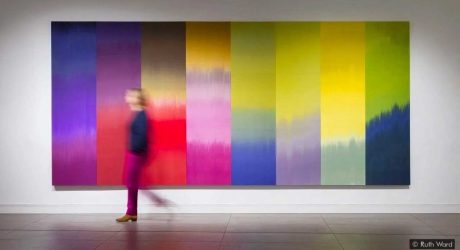 10 Bold, Colorful Accessories for Your Home Inspired by Ptolemy Mann's Textile Art