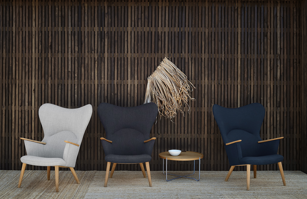 The Mama Bear Chair Makes a Welcoming Comeback