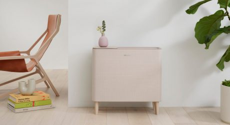 Fuseproject Breathes New Air Into Coway's Latest Air Purifier Design