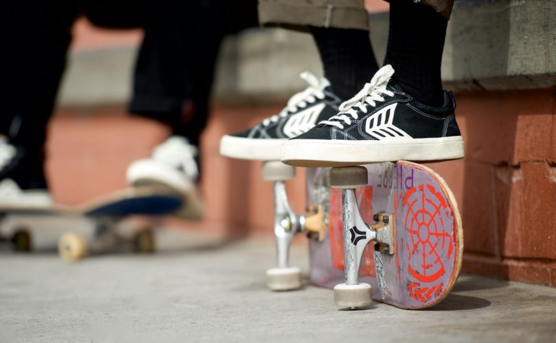 CARIUMA Builds Sustainability Into Every Pair of CATIBA Pro Skate Sneakers