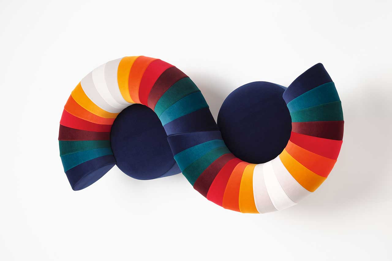 Knit! by Kvadrat Brings Together 28 Works Using Febrik's Knitted Textiles