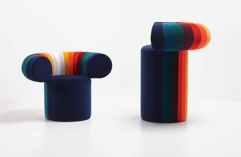 Knit! by Kvadrat Brings Together 28 Works Using Febrik's Knitted Textiles padstyle.com