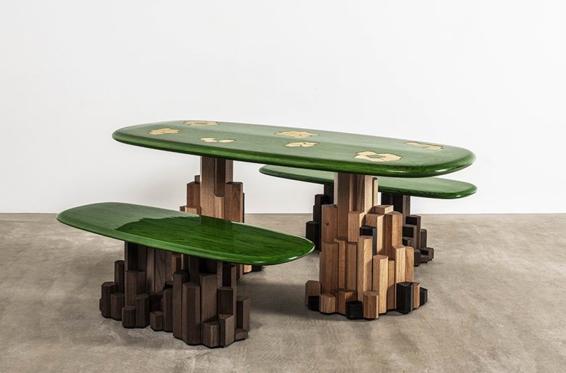 Nine Designers Reimagine Work/Life Furniture for the Covid-19 Era