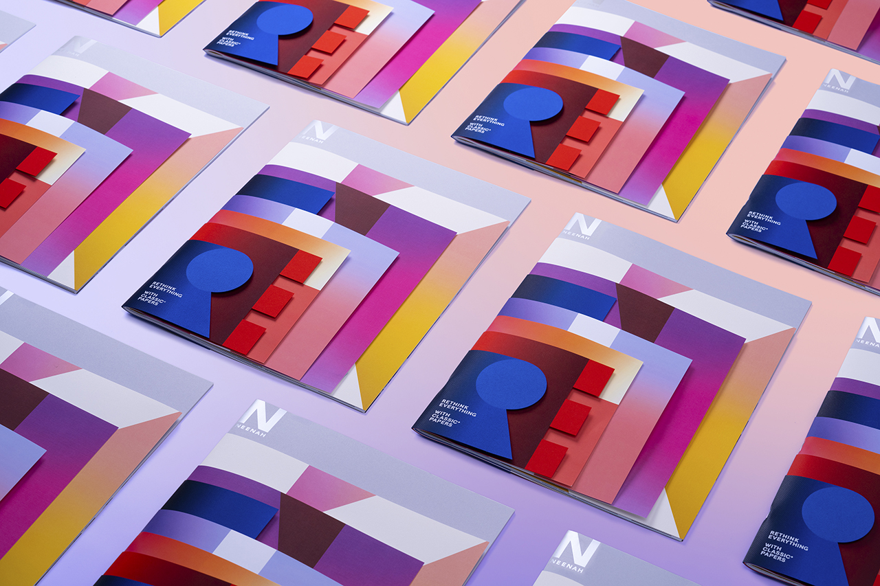 Neenah Paper Asks Creatives to Rethink Everything