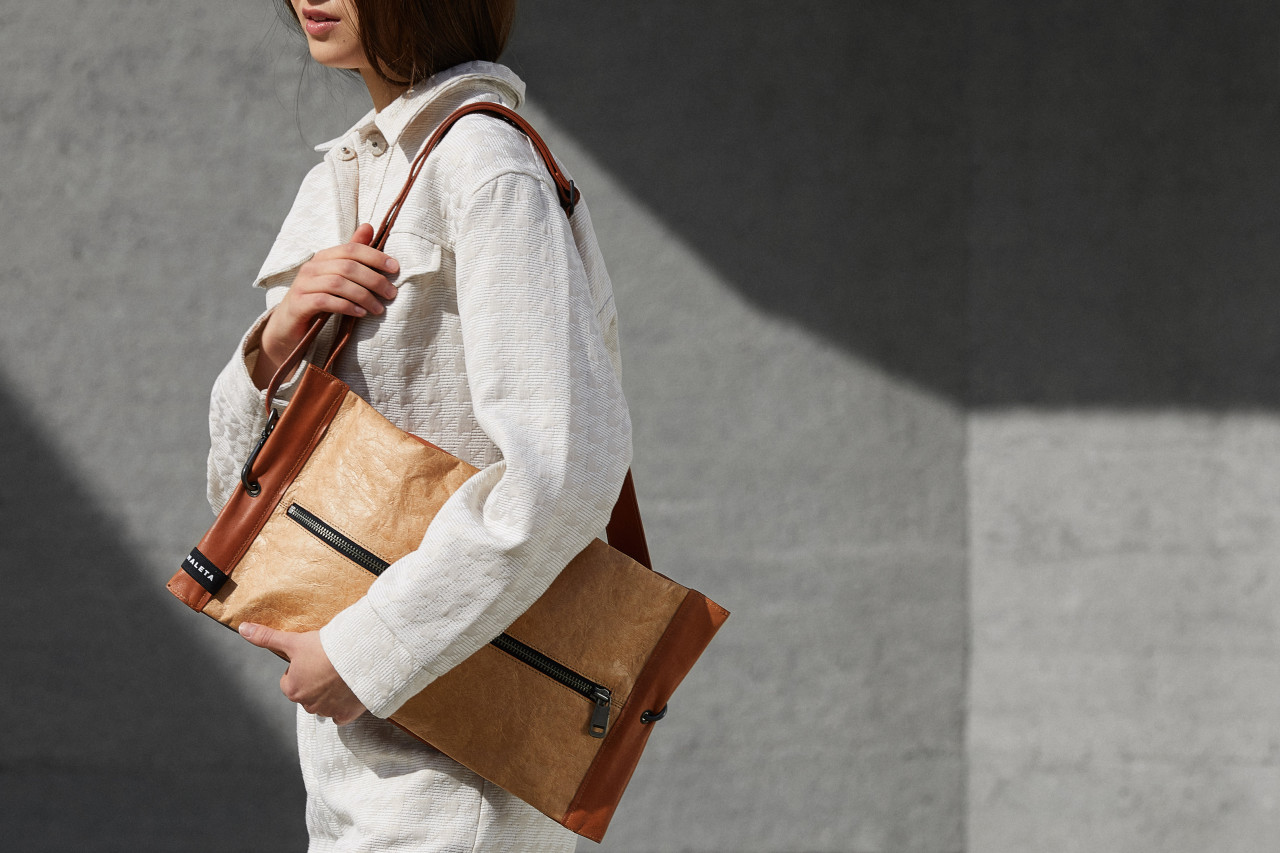 The Timeless + Sustainable No Season Bag Collection From Maria/Maleta