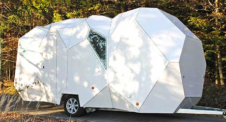The Coolest Modern RVs, Trailers and Campers