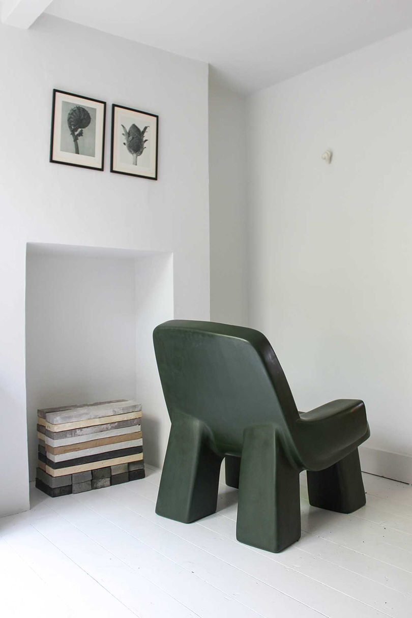 fudge chair by faye toogood padystyle