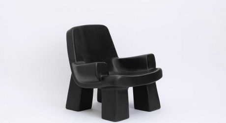 The Fudge Chair Celebrates Design's Imperfection