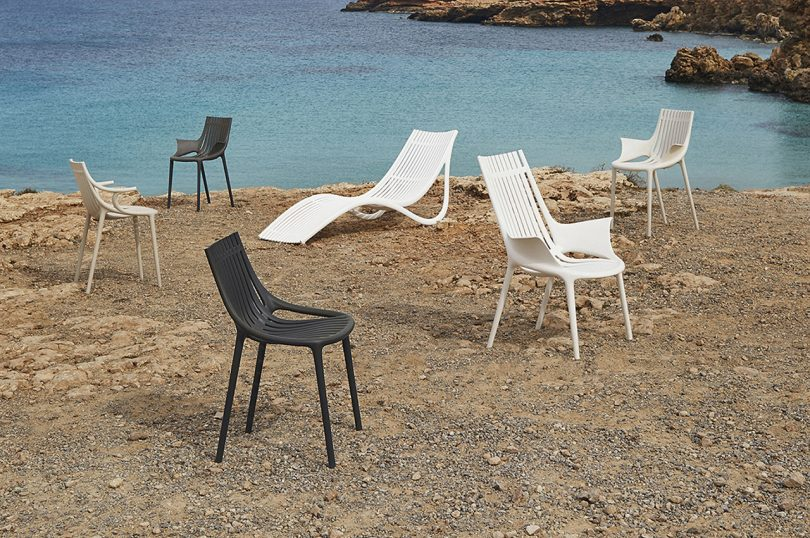 Vondom Grows Its Commitment to Sustainability With the Ibiza Collection