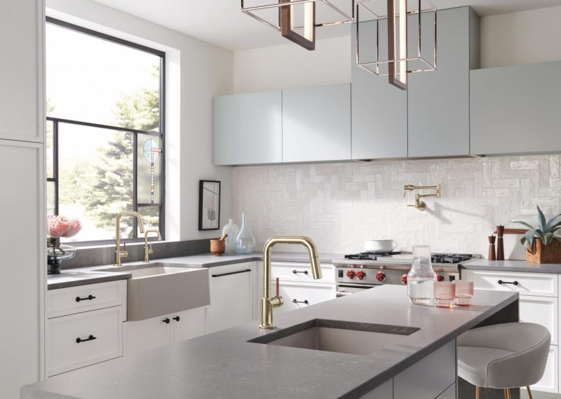 Come Chat with Us + Brizo About Personalized Kitchen Design on Twitter!