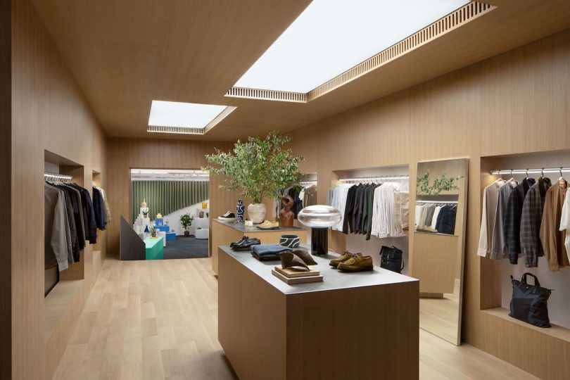 O.N.S Store 201 Mulberry Street by COLLECTIVE
