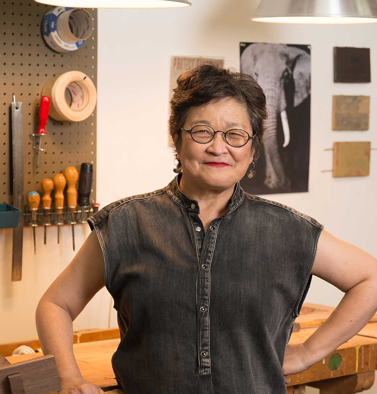 Clever Ep. 128 Furniture Designer & Educator Wendy Maruyama