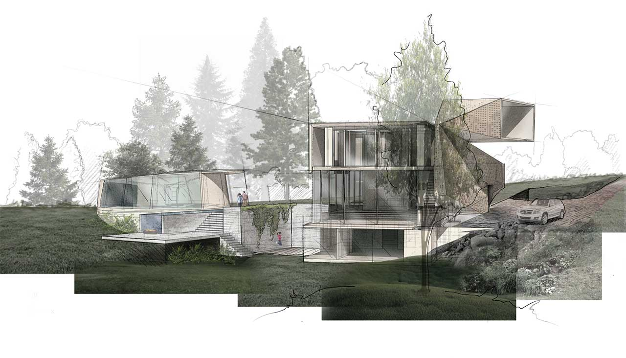 Obsidian Virtual Concept House: An Expansive Vision of Living for Black Families