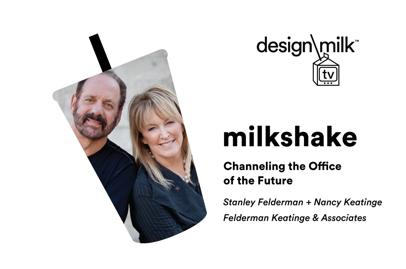 DMTV Milkshake: FKA on Channeling the Office of the Future