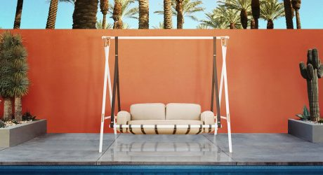 The Stars of This Outdoor Collection Are Swings!