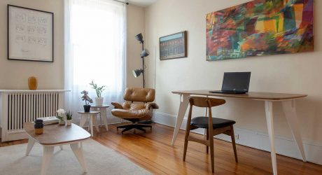 Hoek Is Sustainable Furniture Built in 60 Seconds