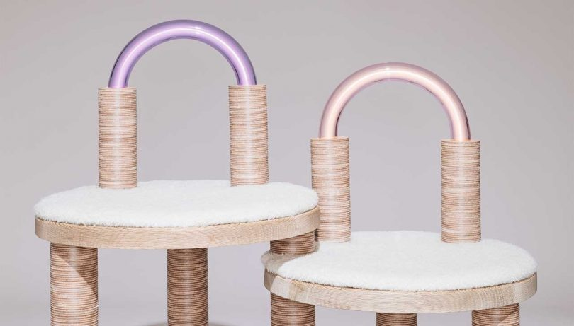 Christina Z Antonio Adds Soft Neon Lights to the Helios Collection