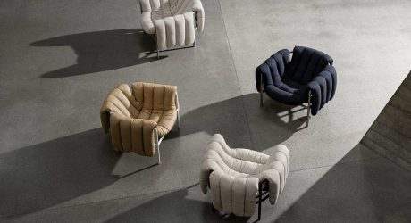Prepare to Get Cozy With the Puffy Lounge Chair