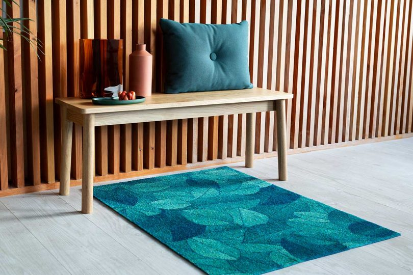 Heymat Releases Foliage Mat Collection Inspired by Mother Earth