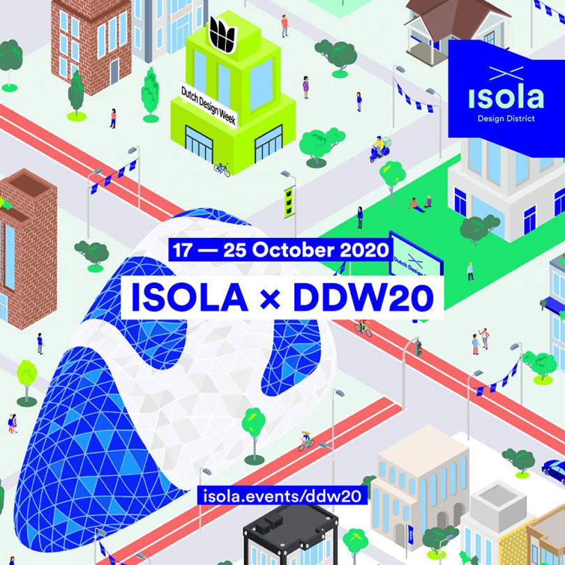Isola Design District Makes Their DDW20 Experience Virtual