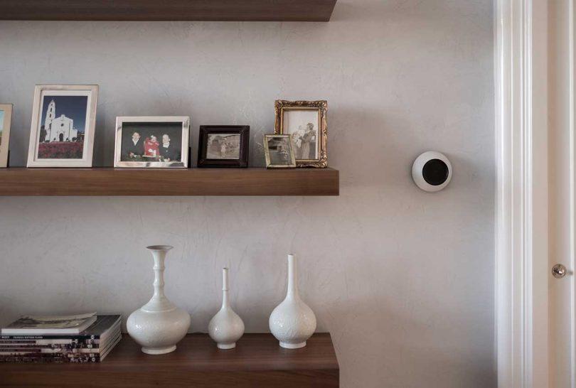 Image of Jamie Gold Indoor Air Quality 3 Voice Controller Josh 810x546