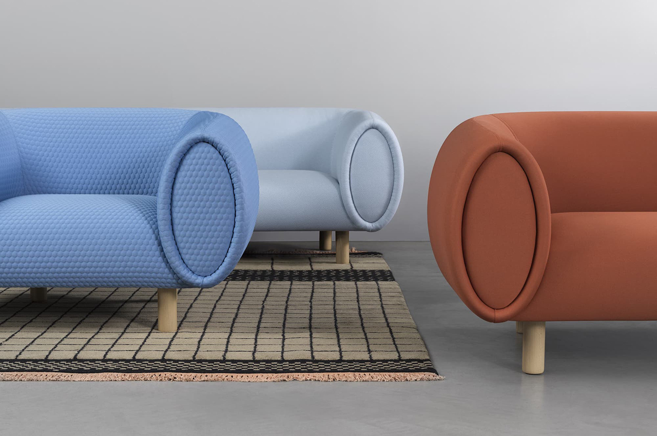 An Icon in the Making: The Tobi Sofa for Rexite