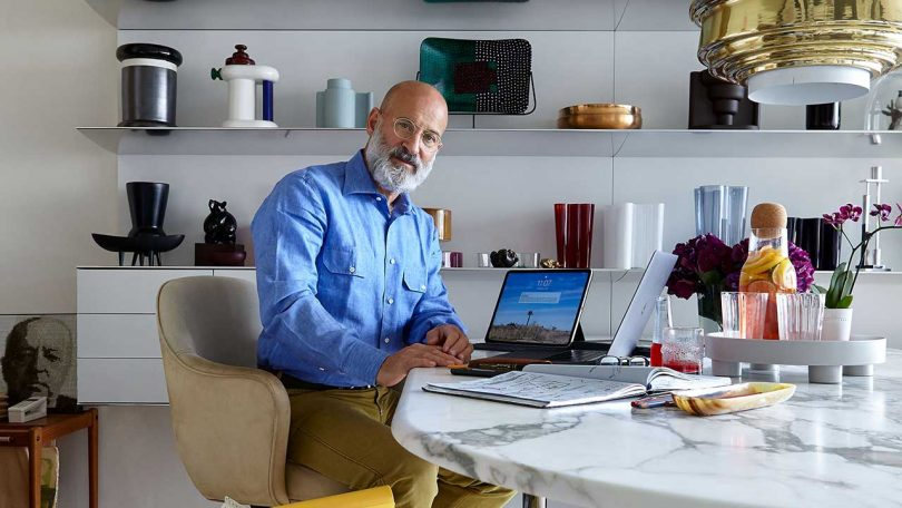 Where I Work: Benjamin Pardo of Knoll