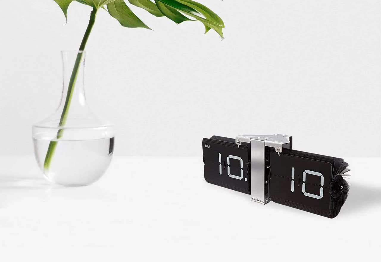 These cloudnola Clocks Will Have You Flipping Out