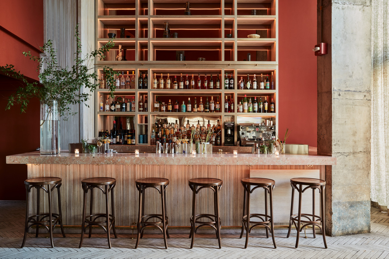 Kimika Restaurant in New York City by Bespoke Only